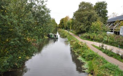Woking's Waterways – The Basingstoke Canal