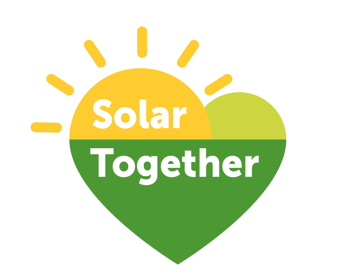 Solar Together – solar panel buying scheme for residents