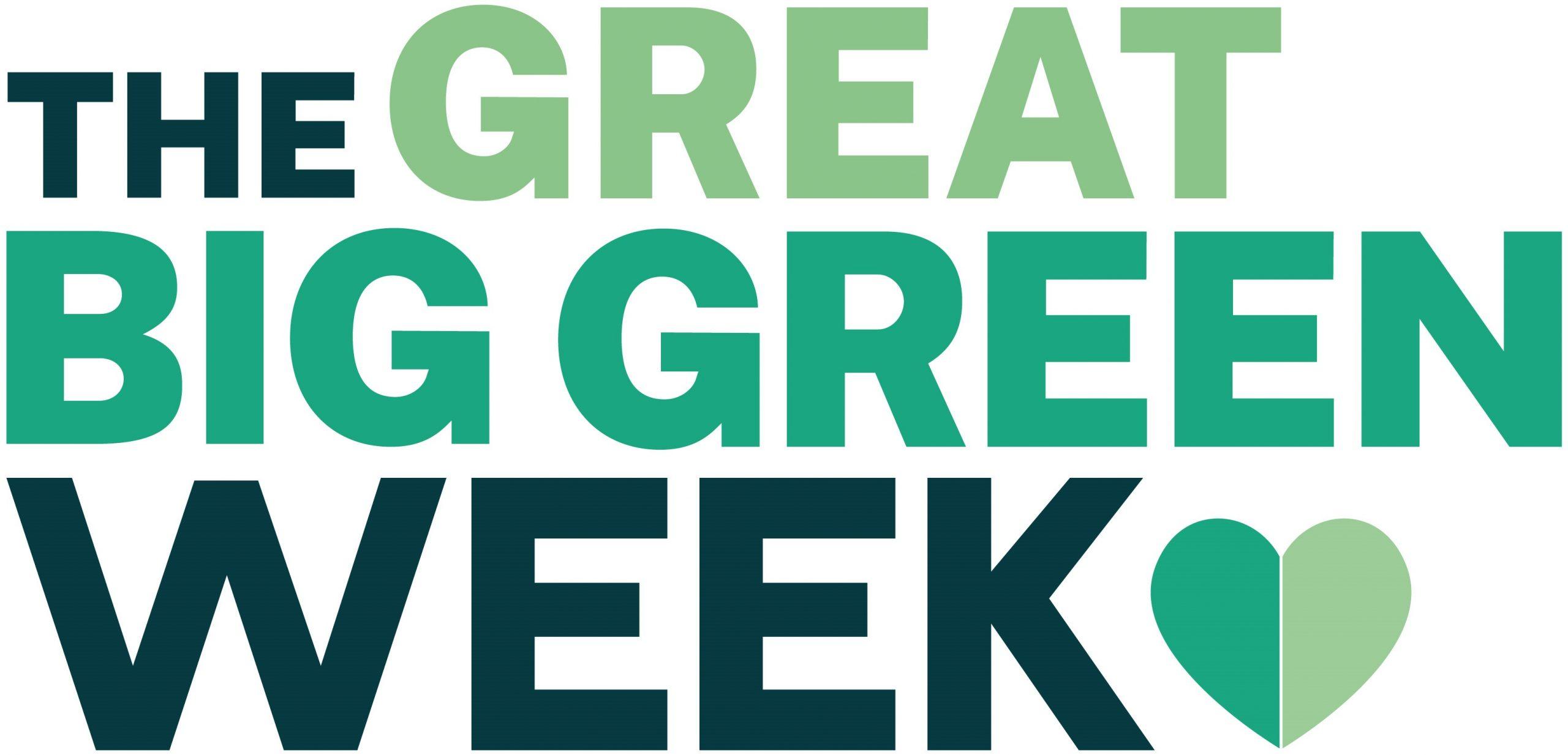 Great Big Green Week 18 – 26 Sept 2021