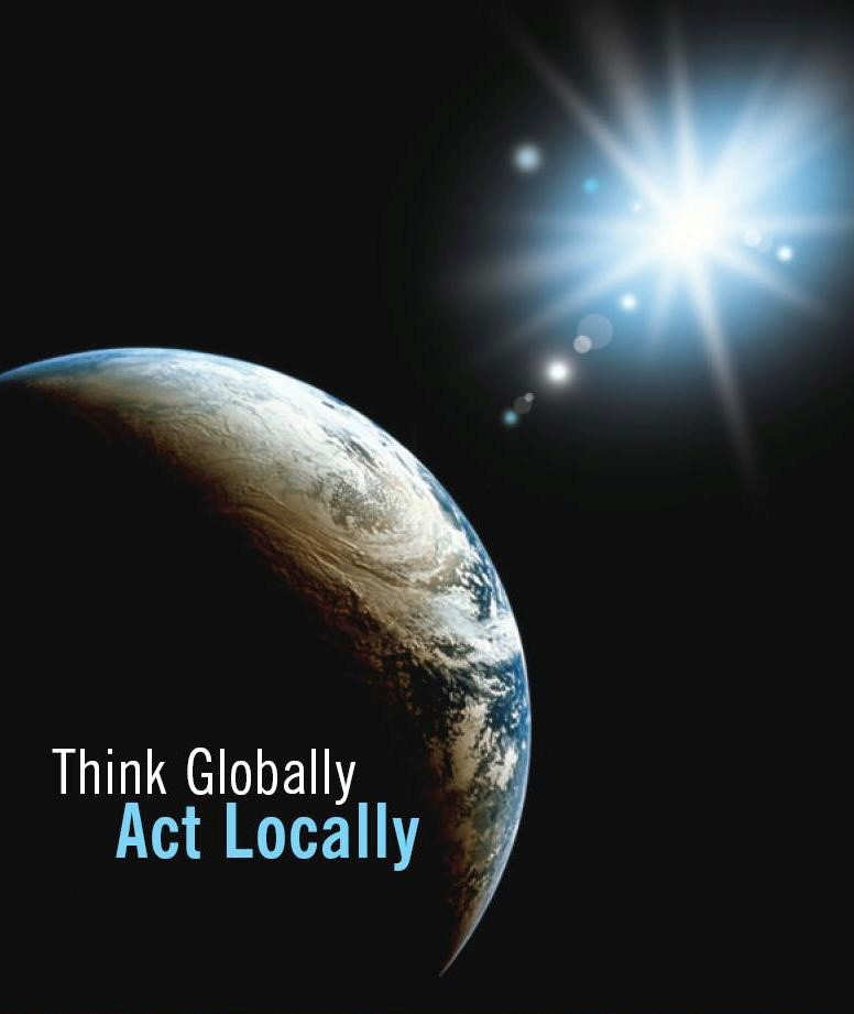 Tackling climate change locally